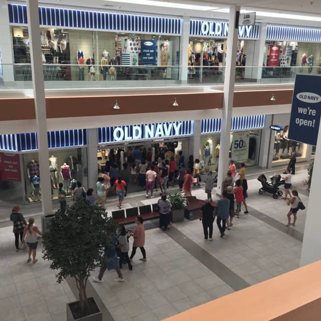 Old Navy at the Willowbrook Mall in Wayne.