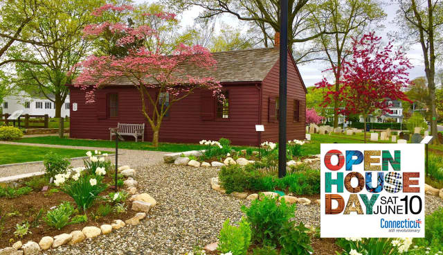 Mill Hill Historic Park's one-room schoolhouse will be open for tours on June 10.