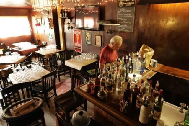 The Tavern At Croton Landing is a local favorite for drinks in Croton.