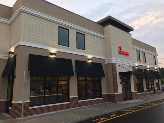 The Chick-Fil-A in Norwalk will open for business on Oct 19.