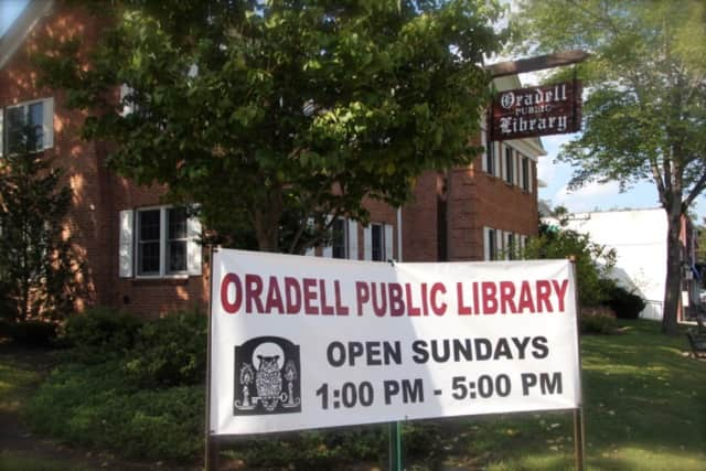 The Oradell Free Public Library is now open Sunday afternoons.