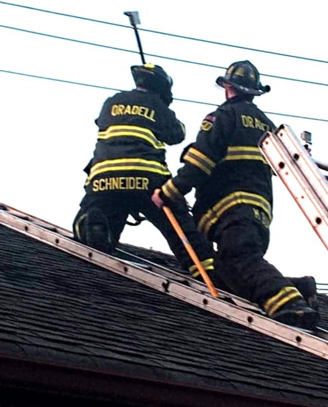 Oradell firefighters