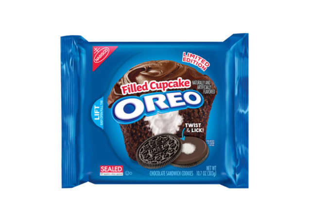 The Filled Cupcake Oreo will debut Feb. 8.
