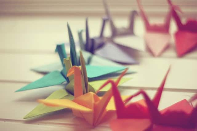 Participants will learn the art of origami and make fun objects and animals.