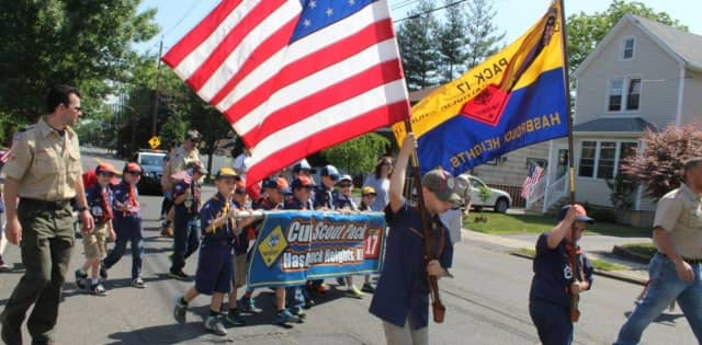 A dinner supporting the Hasbrouck Heights Boy Scouts will take place March 19.