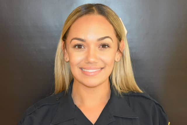 Officer Tiffany Ortiz