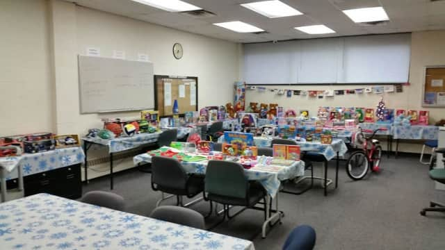 The Shelton Police Department is having its annual toy-collection drive.