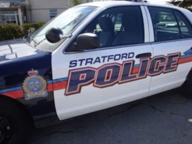A 47-year-old teacher at Stratford High is facing a fourth-degree sexual assault charge in connection with allegations of wrestling with a 14-year-old student.