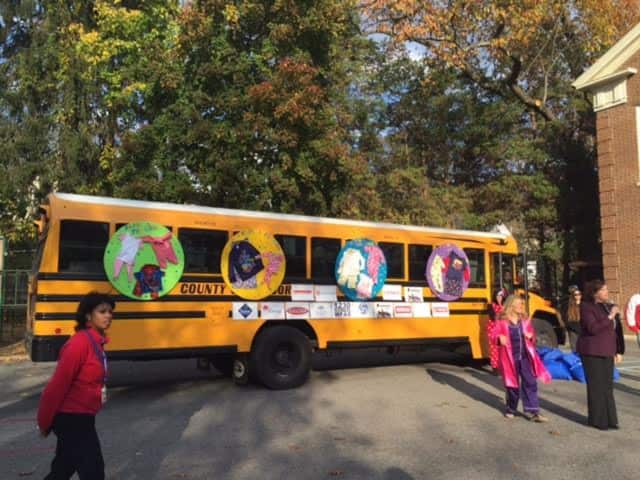 The Westchester Bank supports the Pajama Program in a number of ways. The nationwide program gives books and pajamas to needy children of all ages.