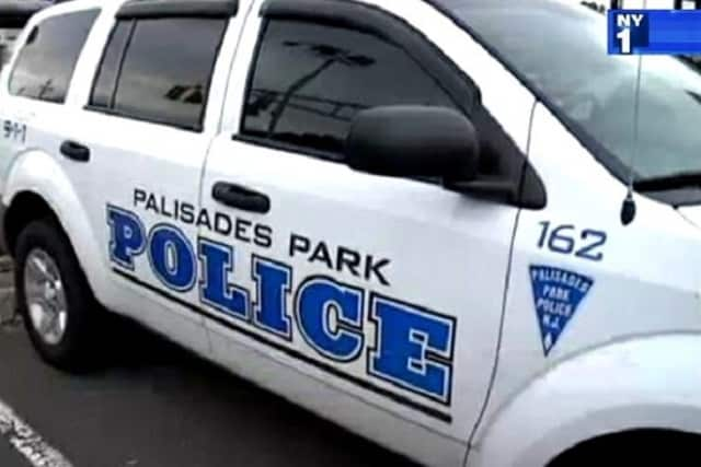 Palisades Park Police Sgt. Marc Messing, under indictment on charges of stealing a borough check, had his pay restored Wednesday because of what officials called a procedural error.