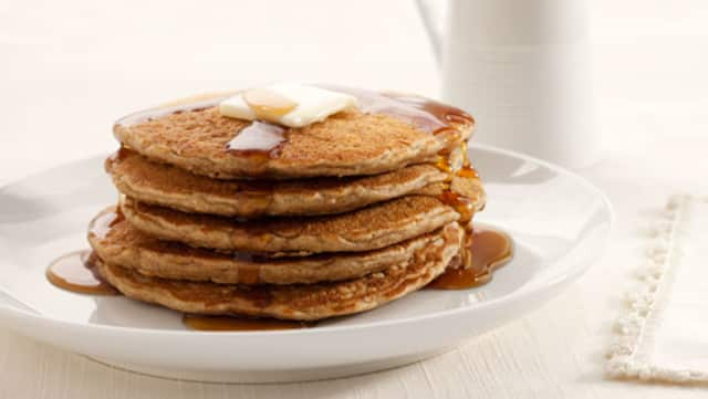 Stacks and stacks of pancakes will be hot off the griddle at Applebee's in Totowa, to benefit the DIAL Living Facility, in Clifton.