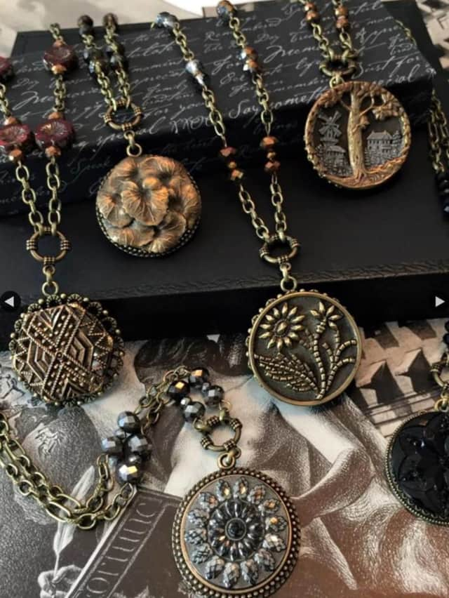 Jewelry among an array of merchandise will be for sale at the Paramus Catholic Fall Craft Show Sunday, Nov. 13.