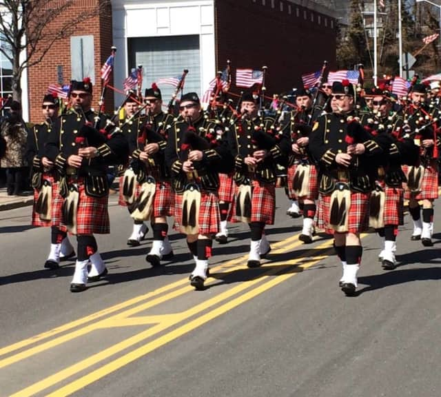 Which NJ town has the biggest St. Patrick's Day parade?