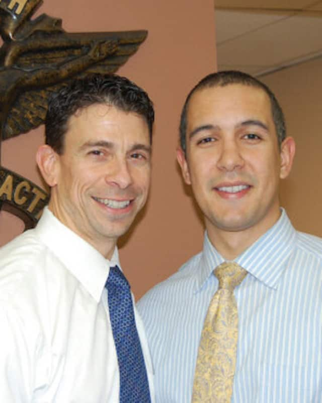 Michael Cocilovo and Gilbert Rodriguez treat many painful disorders at New City Chiropractic Center
