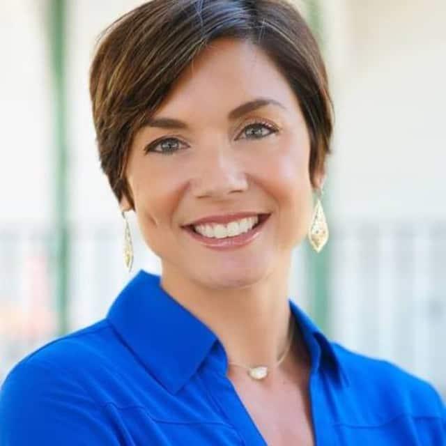 Lisa Cassesa won one of three seats on the Paramus Board of Education.