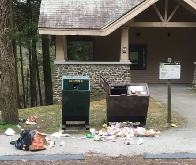 Delaware Water Gap National Recreation Area officials have reported an increase in the number of illegal dumping and vandalism incidences throughout the park in both New Jersey and Pennsylvania.