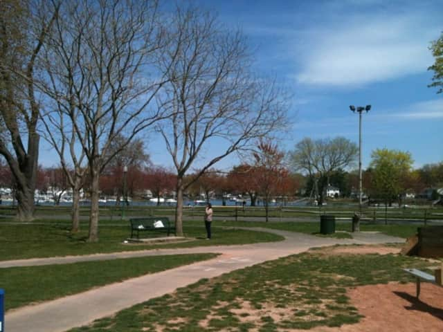 Harbor Island Park  is a popular spot for Mamaroneck  residents.