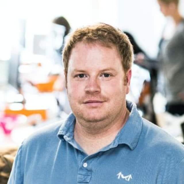 Parker Conrad, co-founder of Zenefits.