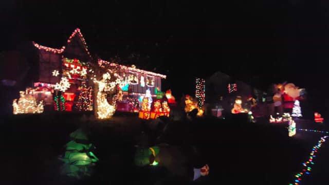The Martorana home in Wayne.