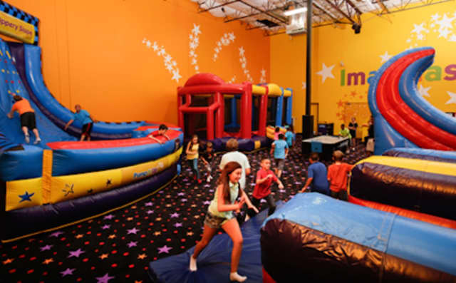 Get ready to bounce at Pump It Up Norwalk.