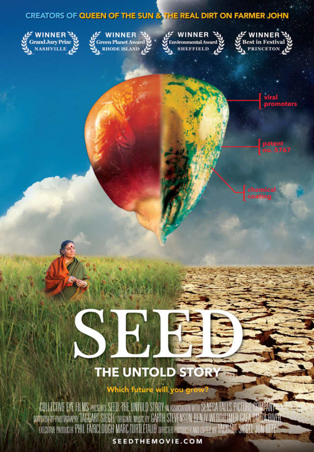 Seed will premiere in Pleasantville on Sept. 25.