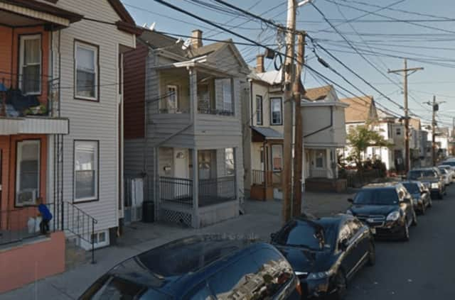 East 19th Street off 21st Avenue in Paterson.