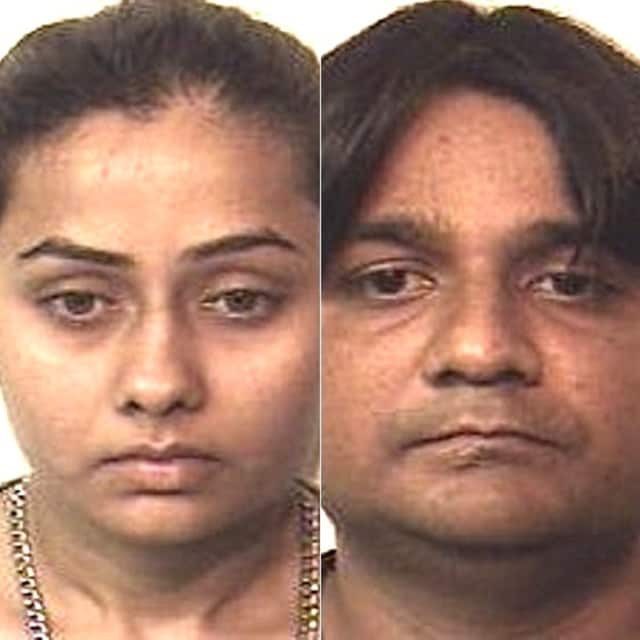 Nikita Natvarlal Patel, Satish Patel