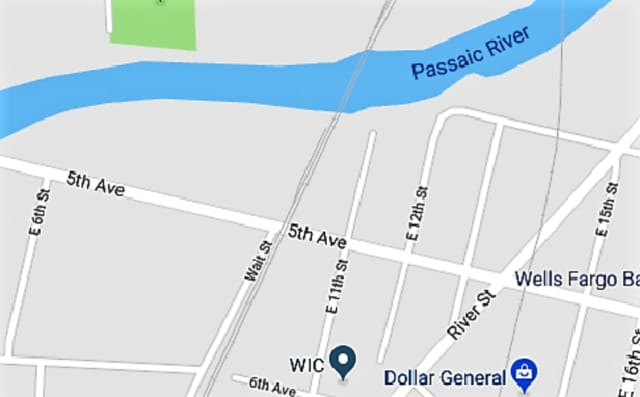 Train Death Confirmed In Paterson | South Passaic Daily Voice