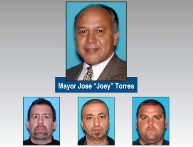 TOP: Torres BOTTOM: , Joseph Mania, Imad Mowaswes, Timothy Hanlon