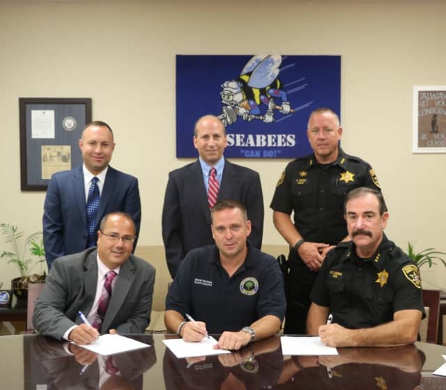 The Orange County Sheriff's PBA agreed to a new five-year contract with the county.