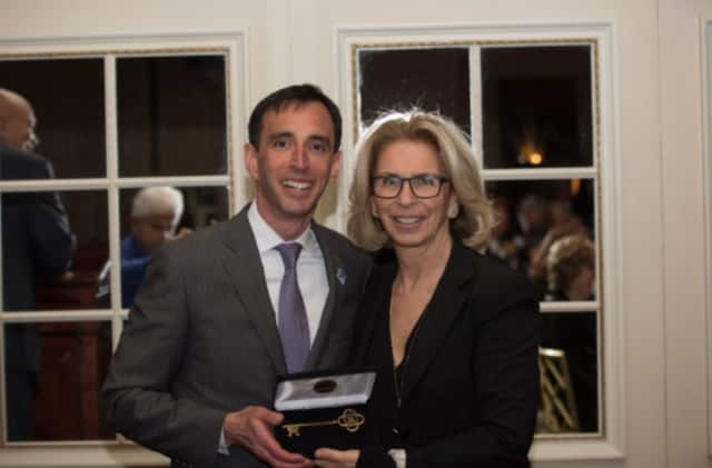 The New Rochelle Bar Association honored Janet DiFiore, Chief Judge of the New York State Court of Appeals, at the April 21 annual Court of Appeals Dinner.