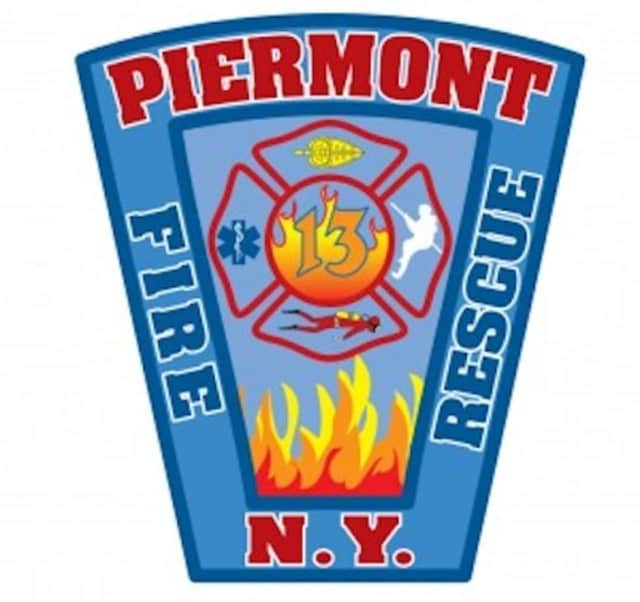 Members of the Piermont Fire Department rescued three people who were suffering from heat stroke.