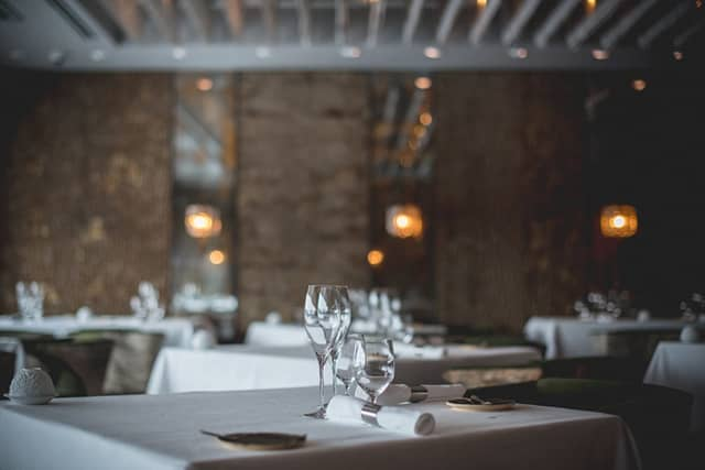 Sussex County's 4-star Restaurant Latour is the state's priciest eatery, according to a survey