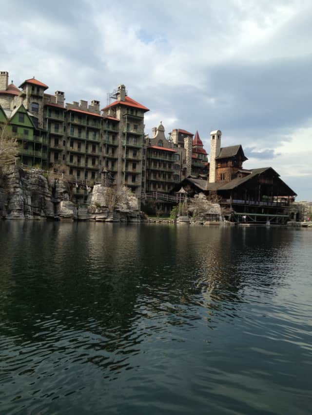 Mohonk Mountain House in New Paltz, N.Y.