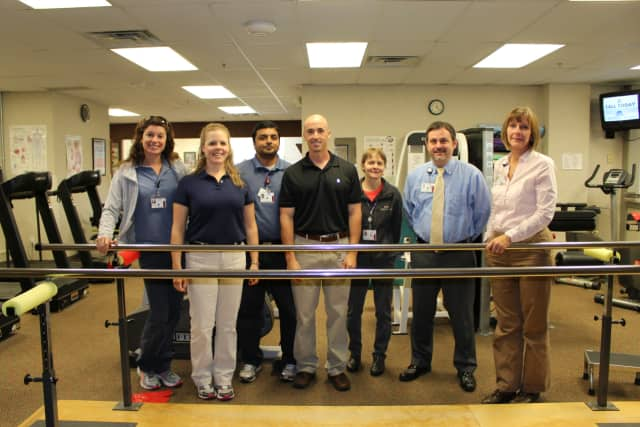 Putnam Hospital Center Celebrates Physical Therapy Month   Putnam ...