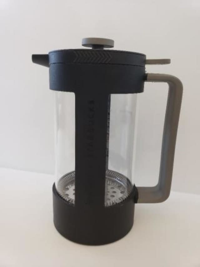 Bodum product being recalled by Starbucks.