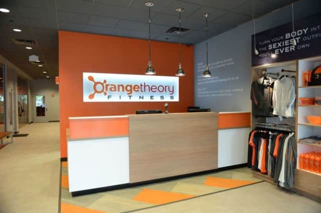 Orange Theory in Danbury is gearing up for its opening.
