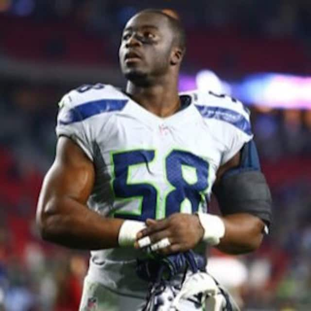 Norwalk native Kevin Pierre-Louis, who plays for the Seattle Seahawks, recently discussed his fight with depression with a Seattle newspaper.