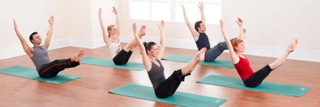 Pilates for Fort Lee Community Center members and residents takes place Nov. 30 in the upstairs multipurpose room.
