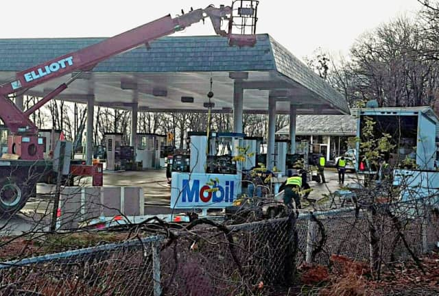 Sunoco's being converted to Mobils on PIP.