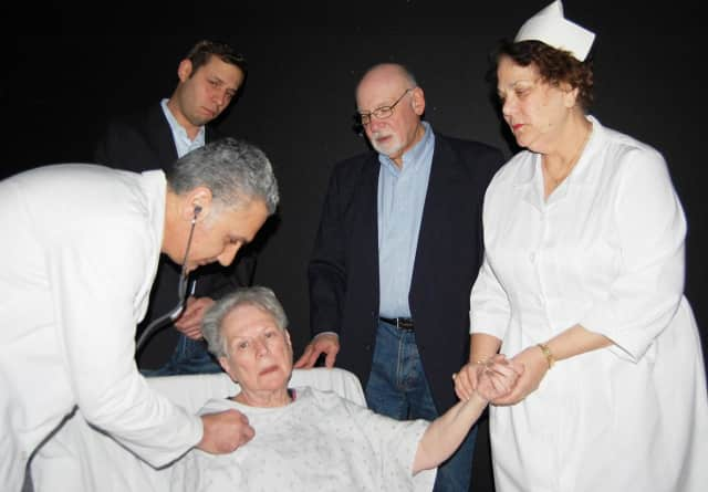 Players Guild of Leonia presents 'I Never Sang for My Father' on Friday.