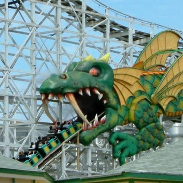 After paying basic bills, the average family of four in Westchester doesn't have much left over for the fun stuff, like riding the Dragon Coaster at Playland in Rye, according to data released by marketwatch.com.