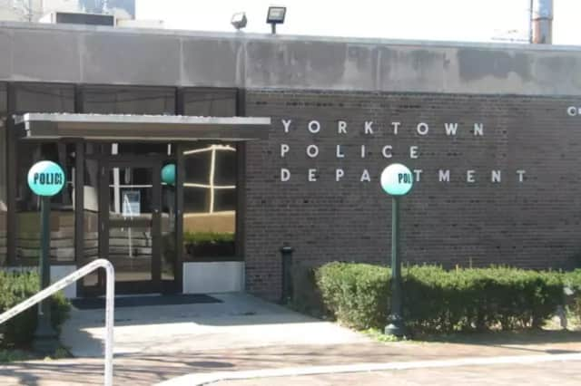 A Yorktown man was charged with DWI and marijuana possession.
