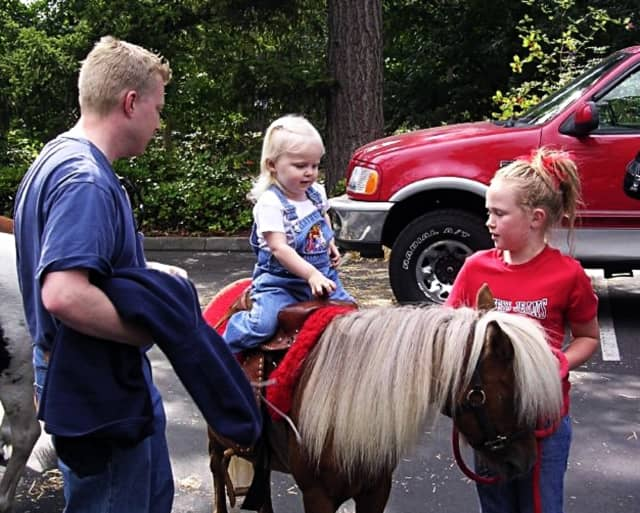 Pony riding -- for kids as young as young as 3 -- is one of the activities available this summer for Ridgewood locals.