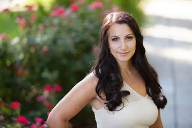 Kristina Gagliardi-Wilson, founder of East Rutherford-based Poofy Organics.