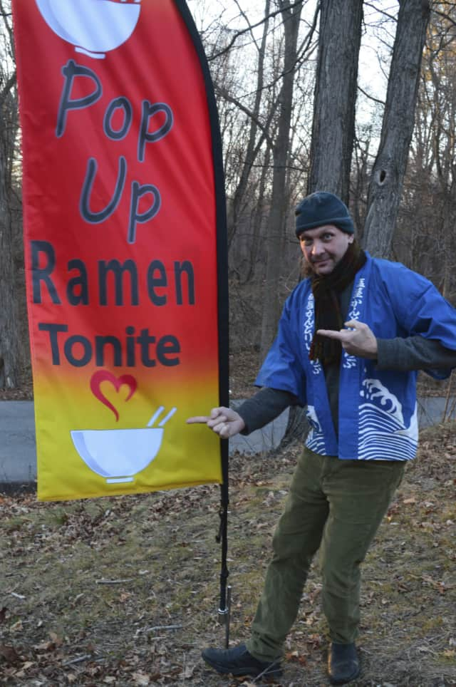 Daniel Gendron of The Tasting Room is offering a pop-up ramen night