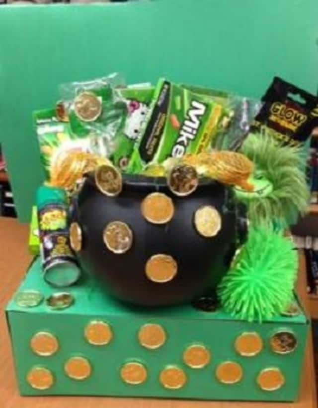 "Readers can win a ""pot of gold"" at the Harrington Park Public Library."