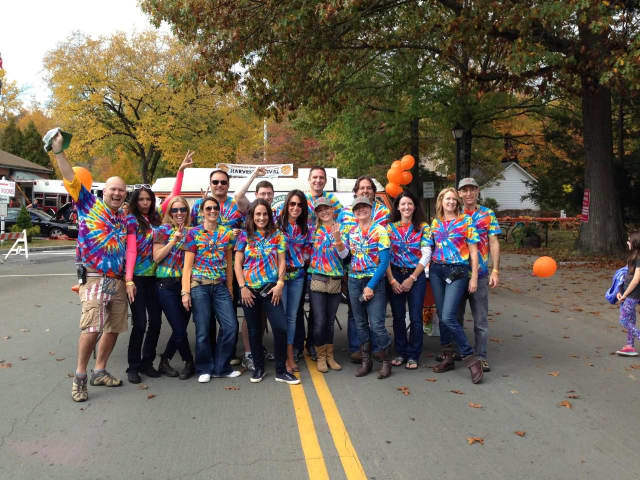 The folks behind the Pound Ridge Harvest Festival.