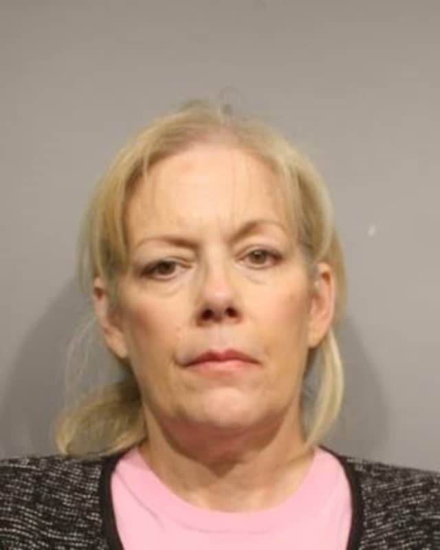 Wilton resident Jane Powell faces charges in the theft of $50,000 worth of Social Security benefits, police say.