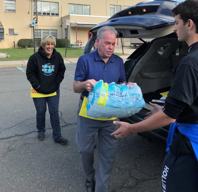 Relief supplies donated by Rockland residents are on their way to Puerto Rico